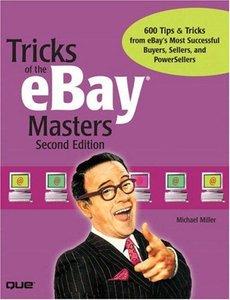 Tricks of the eBay Masters, 2/e-cover