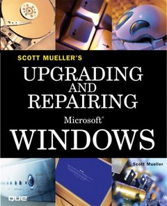 Upgrading and Repairing Microsoft Windows-cover