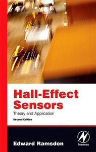 Hall-Effect Sensors: Theory and Application, 2/e (Hardcover)-cover