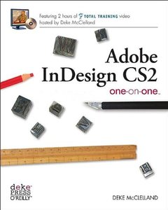 Adobe InDesign CS2 One-on-One-cover