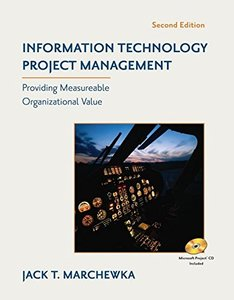Information Technology Project Management, 2/e-cover