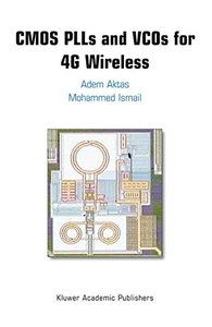 CMOS PLLs and VCOs for 4G Wireless (Hardcover)-cover