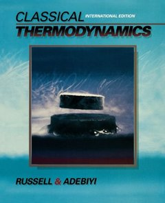 Classical Thermodynamics (IE)-cover