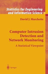 Computer Intrusion Detection and Network Monitoring: A Statistical Viewpoint-cover