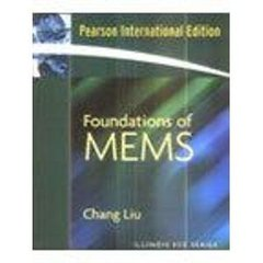 Foundations of MEMS (IE)-cover