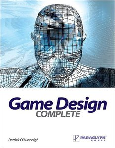 Game Design Complete (Paperback)-cover