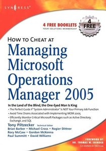 How to Cheat at Managing Microsoft Operations Manager 2005-cover