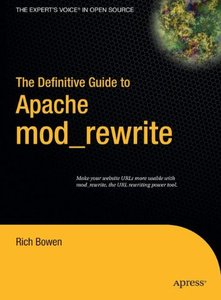 The Definitive Guide to Apache mod_rewrite-cover