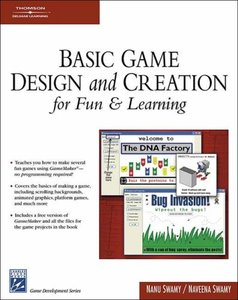 Basic Game Design & Creation for Fun & Learning-cover
