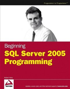 Beginning SQL Server 2005 Programming (Paperback)-cover