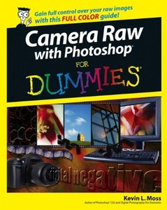 Camera Raw with Photoshop For Dummies-cover
