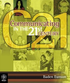Communication in the 21st Century-cover