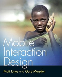 Mobile Interaction Design (Paperback)-cover