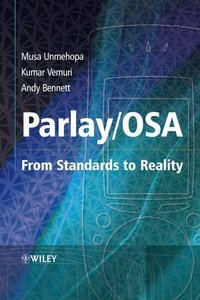 Parlay / OSA: From Standards to Reality-cover