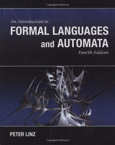 An Introduction to Formal Languages and Automata, 4/e-cover