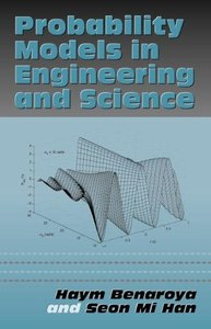 Probability Models in Engineering and Science-cover