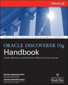 Oracle Discoverer 10g Handbook (Paperback)-cover
