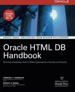 Oracle HTML DB Handbook (Paperback)-cover