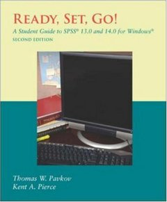 Ready, Set, Go!: A Student Guide to SPSS 13.0 and 14.0 for Windows-cover