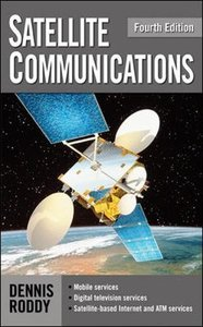 Satellite Communications, 4/e-cover