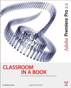 Adobe Premiere Pro 2.0 Classroom in a Book-cover
