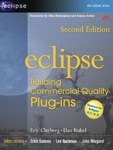 Eclipse: Building Commercial-Quality Plug-ins, 2/e (Paperback)-cover