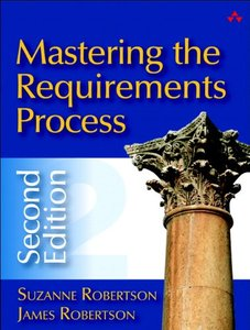 Mastering the Requirements Process, 2/e (Hardcover)-cover