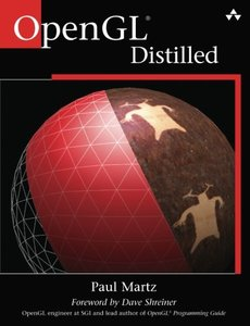 OpenGL Distilled (Paperback)-cover