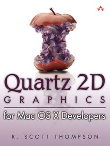 Quartz 2D Graphics for Mac OS X Developers-cover
