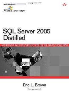 SQL Server 2005 Distilled-cover