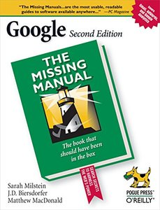 Google: The Missing Manual, 2/e (Paperback)-cover