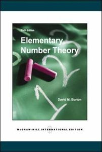 Elementary Number Theory, 6/e-cover