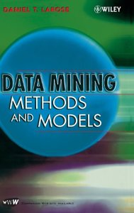 Data Mining Methods and Models-cover