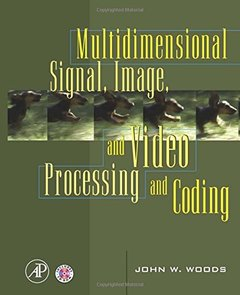 Multidimensional Signal, Image, and Video Processing and Coding-cover