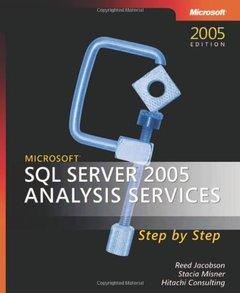 Microsoft SQL Server 2005 Analysis Services Step by Step (Paperback)-cover