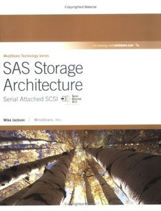 SAS Storage Architecture: Serial Attached SCSI-cover