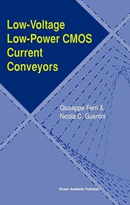 Low Voltage, Low Power CMOS Current Conveyors-cover
