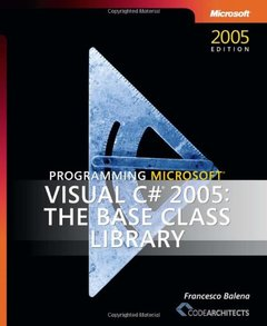 Programming Visual C# 2005: The Base Class Library (Paperback)-cover