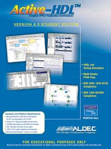 Active-HDL 6.3 Student Edition-cover