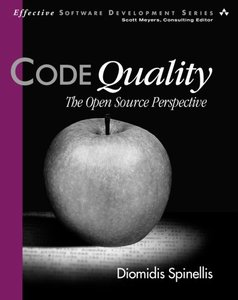 Code Quality: The Open Source Perspective (Paperback)-cover