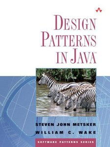 Design Patterns in Java, 2/e (Hardcover)-cover