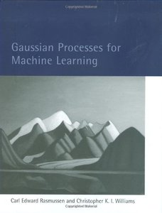 Gaussian Processes for Machine Learning (Hardcover)-cover