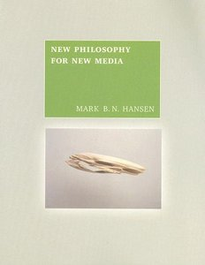 New Philosophy for New Media (Paperback)-cover