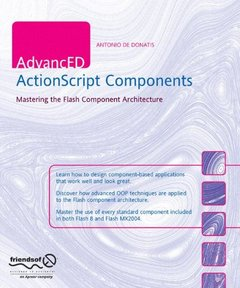AdvancED ActionScript Components: Mastering the Flash Component Architecture-cover