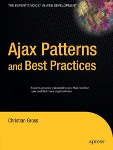 Ajax Patterns and Best Practices (Paperback)-cover