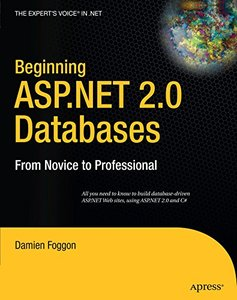 Beginning ASP.NET 2.0 Databases: From Novice to Professional-cover