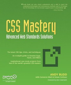 CSS Mastery: Advanced Web Standards Solutions-cover