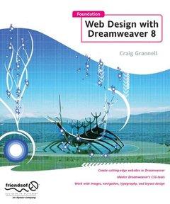 Foundation Web Design with Dreamweaver 8-cover