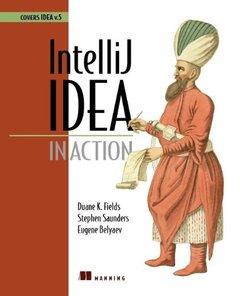 IntelliJ IDEA in Action (Paperback)-cover