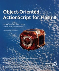 Object-Oriented ActionScript For Flash 8 (Paperback)-cover